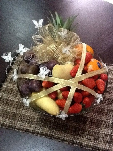 fruit, hamper, myreika, seasonal